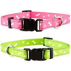 Top Paw® Reflective Dog Collar