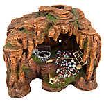 Top Fin® Treasure Cave Bubbler Aquarium Ornament