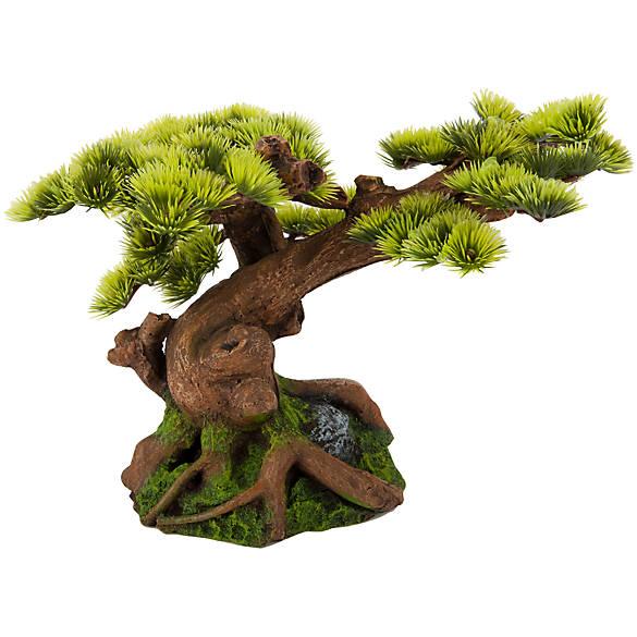 Top fin bonsai aquarium ornament fish ornaments petsmart for Petsmart fish decor