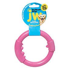 JW Pet® Company Big Mouth Rings Dog Toy