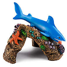 Top Fin® Aquarium Great White Shark Ornament