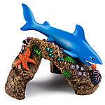 Top Fin® Aquarium Great White Shark Ornament
