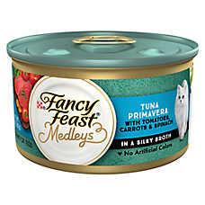 Fancy Feast® Medleys Primavera Adult Cat Food