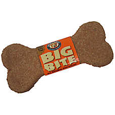 Nature's Animals Big Bite All Natural Dog Bone Biscuit