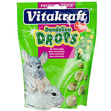 Vitakraft® Dandelion Drops for Chinchillas