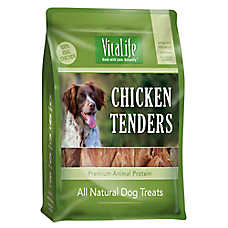 VitaLife Chicken Tenders All Natural Dog Treats