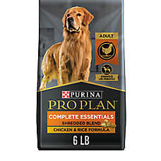 Purina® Pro Plan® Shredded Blend Adult Dog Food - Chicken & Rice
