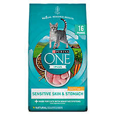 Purina ONE® SMARTBLEND® Sensitive Systems Adult Cat Food