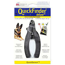 Miracle Coat Quick Finder Deluxe Safety Nail Clipper