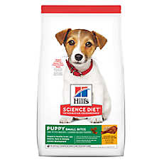 Hill's® Science Diet® Healthy Development Puppy Food - Small Bites, Chicken Meal & Barley