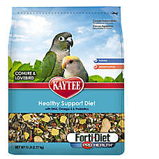 KAYTEE® Forti-Diet Pro Health Conure & Lovebird Food