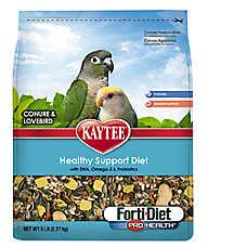 KAYTEE® Forti-Diet Pro Health Conure & Lovebird Food