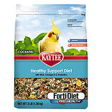 KAYTEE® Forti-Diet Pro Health Cockatiel Food