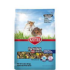 KAYTEE® Forti-Diet Pro Health Hamster & Gerbil Food