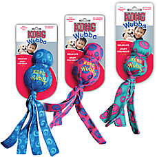 KONG® Wubba™ Wild Dog Toy