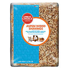 Grreat Choice® Aspen Wood Shavings Pet Bedding