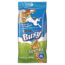 Purina® Busy Bone Chewnola Small/Medium Dog Treat