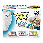 Fancy Feast® Gourmet Grilled Variety Pack Cat Food