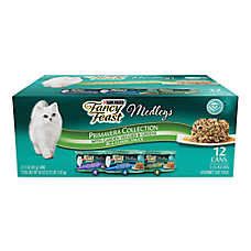 Fancy Feast® Medleys Primavera Adult Cat Food - Variety Pack, 12 ct