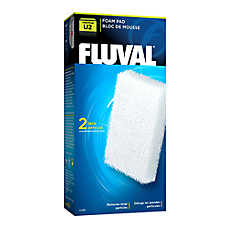 Fluval®U2 Underwater Filter Replacement Foam Pads