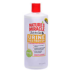 NATURE'S MIRACLE™ Just For Cats Urine Destroyer