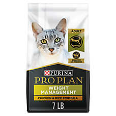 Purina® Pro Plan® Weight Managment Adult Cat Food