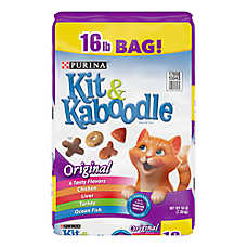 Purina® Kit & Kaboodle® Original Cat Food