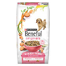 Purina® Beneful® Originals Adult Dog Food - Salmon