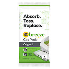 Purina® TIDY CAT Breeze Litter Box Cat Pads Refill