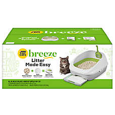 Purina® TIDY CATS® BREEZE® Cat Litter Box System