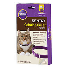SENTRY® GOOD Behavior® Lavender Chamomile Cat Calming Collar