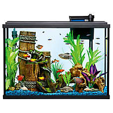 Top Fin® 37 Gallon Aquarium Starter Kit