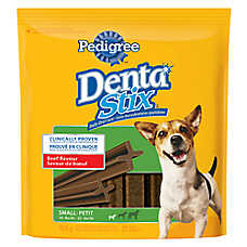PEDIGREE® DENTA STIX® Dog Treats