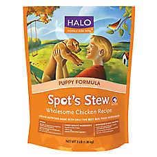 Spot's Stew Puppy Formula Dog Food