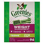 GREENIES® Weight Management Teenie Dental Dog Treat