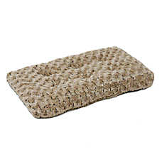 Midwest Quiet Time Deluxe Swirl Pet Bed