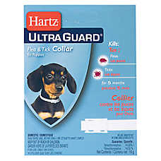 Hartz® UltraGuard® Flea & Tick Collar for Puppies