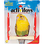 JW Pet® Insight Activitoys Double Mirror Bird Swing
