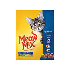 Meow Mix® Seafood Medley Adult Cat Food