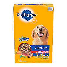 PEDIGREE® vitality+ Immunity Boost Adult Dog Food