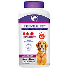 21st Century Glucosamine & Chondroitin Ultra Max Care Dog Chewables