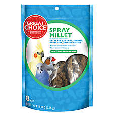 Grreat Choice® Spray Millet Bird Treat