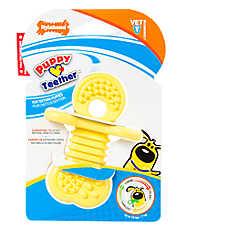 Nylabone® Rhino Puppy Teether Puppy Toy