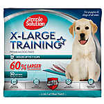 Simple Solution Oversized Training Dog Pads