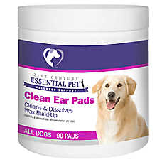 21st Century Clean Ear Dog Pads