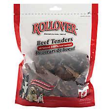 Rollover Beef Tenders Premium Dog Treats