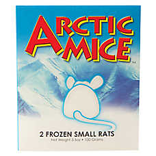 Arctic Mice Frozen Rats