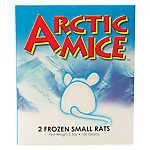 Arctic Mice Frozen Rats