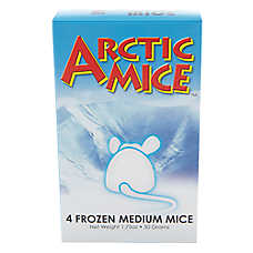 Arctic Mice Frozen Mice