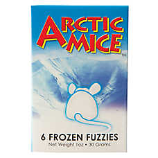 Arctic Mice Frozen Fuzzie